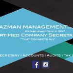 Shah Azman Management